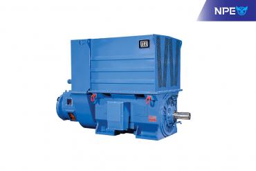 Động cơ điện trung thế WEG | Nam Phát TSC