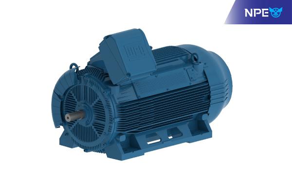 Động cơ điện hạ thế WEG hiệu suất cao