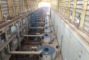 Động cơ điện lớn nhất thế giới của WEG cho dự án tưới tiêu