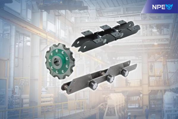 Xích tải công nghiệp chất lượng cao | Nam Phát TSC