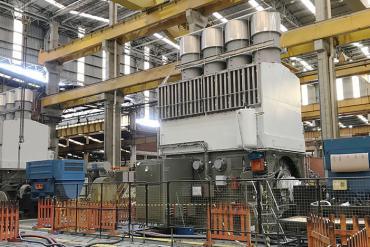 Máy phát điện Weg tuabin khí và ứng dụng tại Brazil