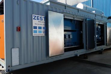 Thiết bị phát điện Weg giúp nhu cầu điện tự sản xuất được tăng cường