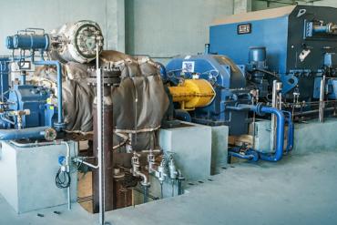 Động cơ điện WEG cho ngành chế biến đậu tương