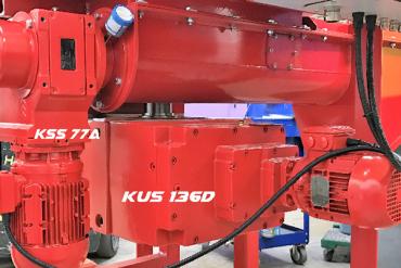 Động cơ điện WEG cung cấp nguồn duy nhất cho Sản xuất thiết bị tái chế