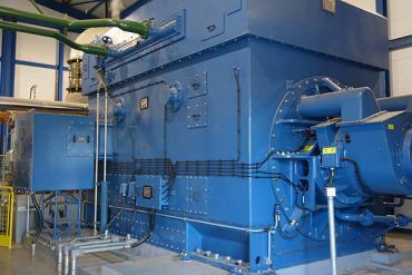 Máy phát điện tuabin Weg lớn nhất cho ngành mía đường từng được sản xuất