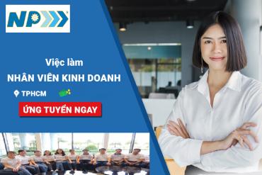 Tuyển Dụng Chuyên Viên Kinh Doanh và Chuyên Viên Marketing Làm Việc tại Hà Nội và HCM
