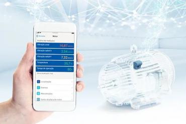 WEG Motor Scan is Industry 4.0 Solution for Predictive Maintenance