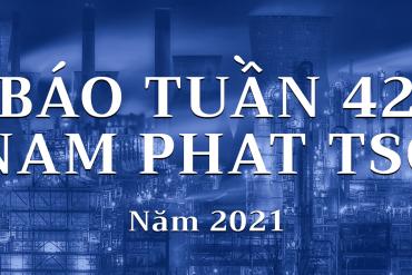 Báo Tuần 42 Năm 2021: Hoạt Động Và Những Dấu Ấn Trên Con Đường Thành Công