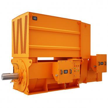 Động cơ điện trung thế hiệu suất cao Master Line Weg