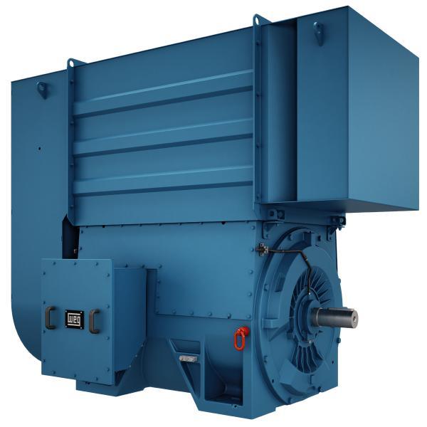 Động cơ điện trung thế hiệu suất cao W60 Line Weg