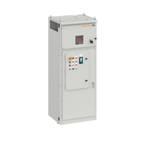 Bộ khởi động mềm điện áp trung bình SSW7000 Series Weg