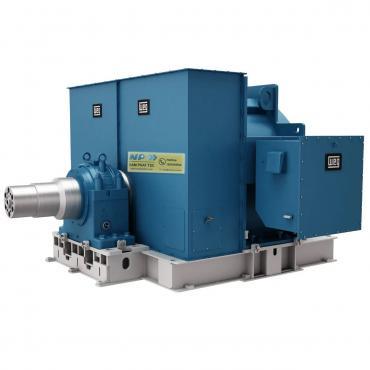 Hydrogenerators - SH11 Line