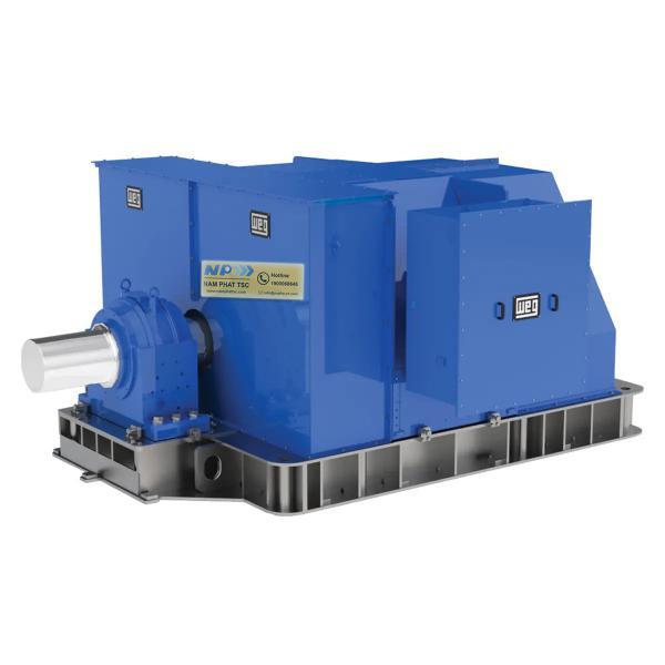 Hydrogenerators - S Line