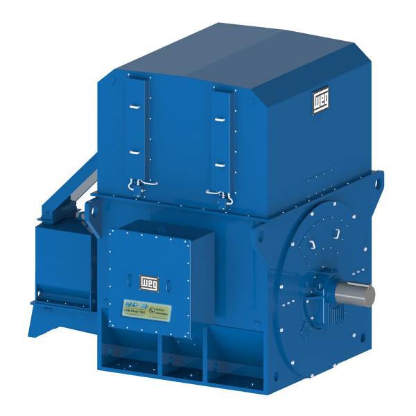 Turbogenerators - ST40 Line