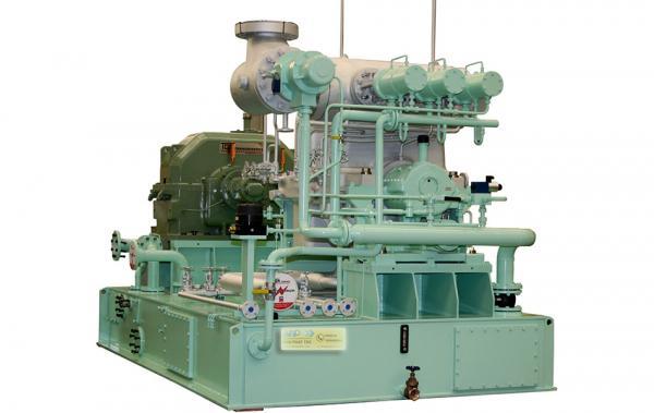 TM and TME Impulse Turbine