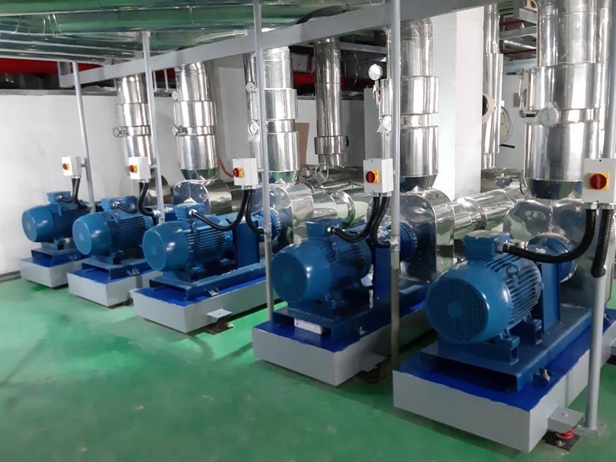 Dự án hệ thống bơm hiệu suất cao cho ngành nước