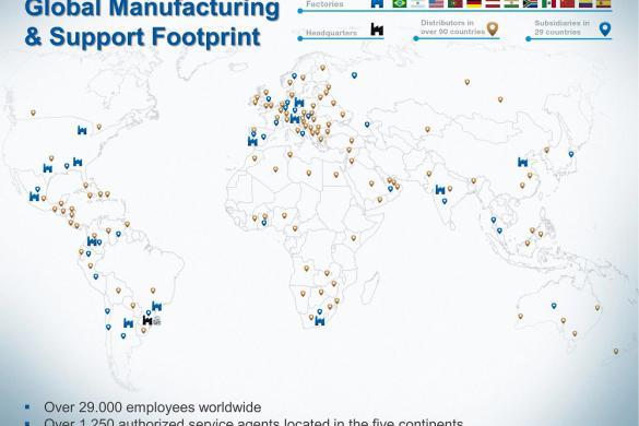 WEG serves the oil & gas industry globally